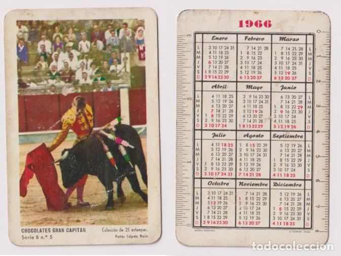 Calendario Serie B 18 19.Calendario Fourier Chocolates Gran Capitan 1966