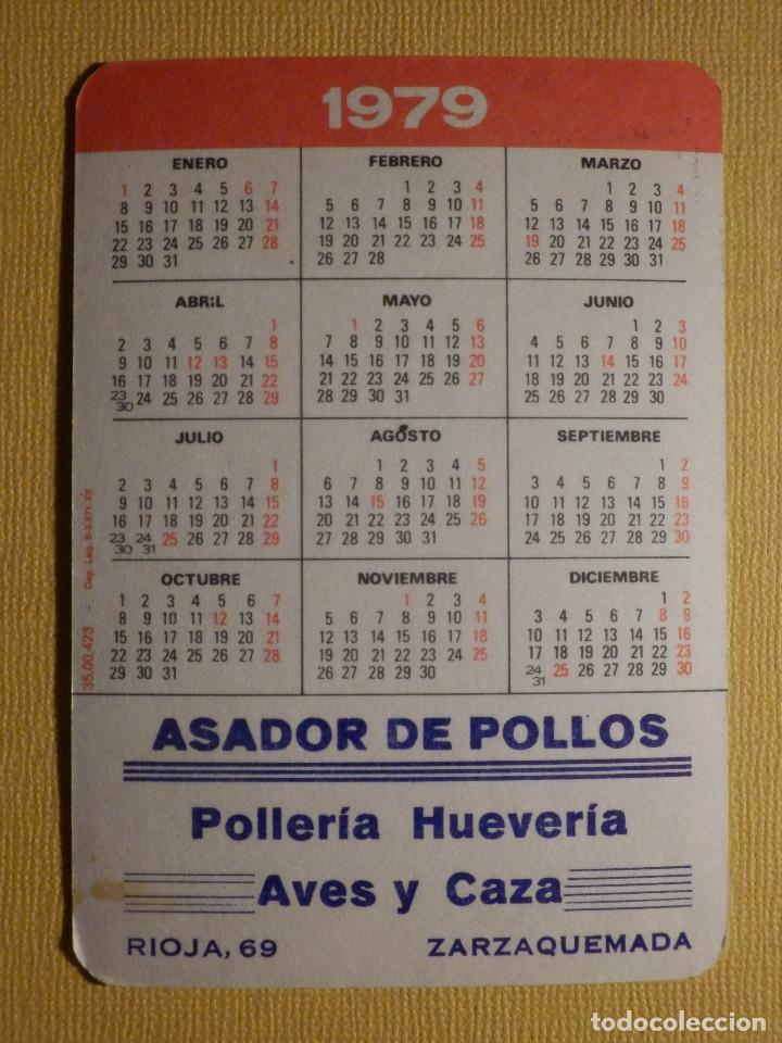 Atleti Calendario.Calendario De Bolsillo Aupa Atleti 1979 Asador De Pollos