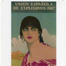 Coleccionismo Calendarios: CALENDARIO BOLSILLO - MAXAM - ANTIGUA UNIÓN ESPAÑOLA DE EXPLOSIVOS - AÑO 2010. Lote 159722878