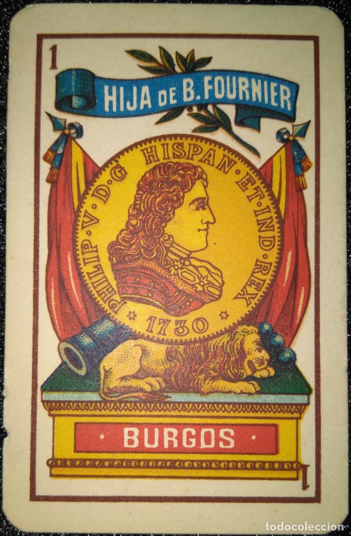 AÑO 1963. CALENDARIO HIJA DE B. FOURNIER - BURGOS. (Coleccionismo - Calendarios)