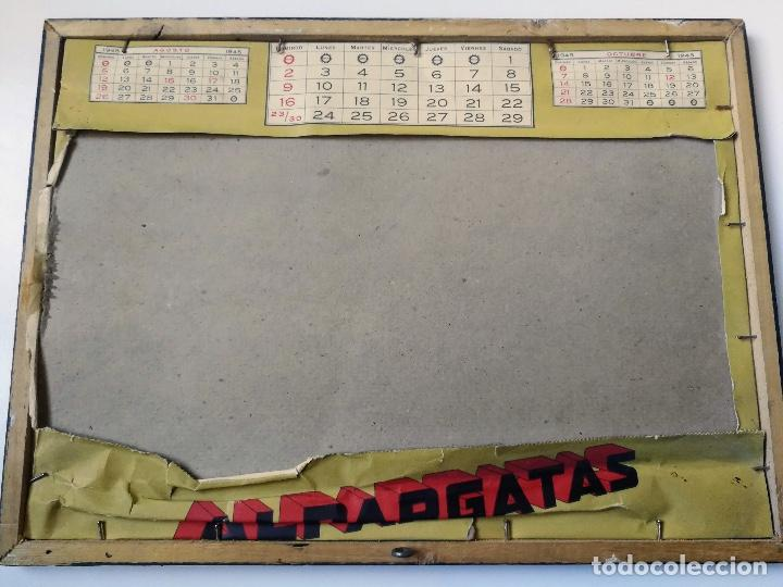 Coleccionismo Calendarios: CALENDARIO ALMANAQUE ALPARGATAS - FLORENCIO MOLINA CAMPOS 1937 - PA'L LAO DE POCHO - 1945 - GAUCHOS - Foto 4 - 159678430