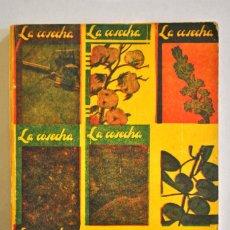 Coleccionismo Calendarios: ALMANAQUE LA COSECHA 1975. Lote 159699838