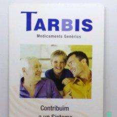 Coleccionismo Calendarios: CALENDARIO DE TARBIS DE 2015. Lote 159835848