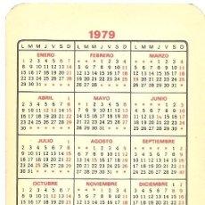 Coleccionismo Calendarios: CALENDARIO DE BOLSILLOEL CORTE INGLÉS VALENCIA AÑO 1979. Lote 160397310