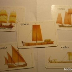 Coleccionismo Calendarios: LOTE CALENDARIOS BARCOS 2008. Lote 160572154