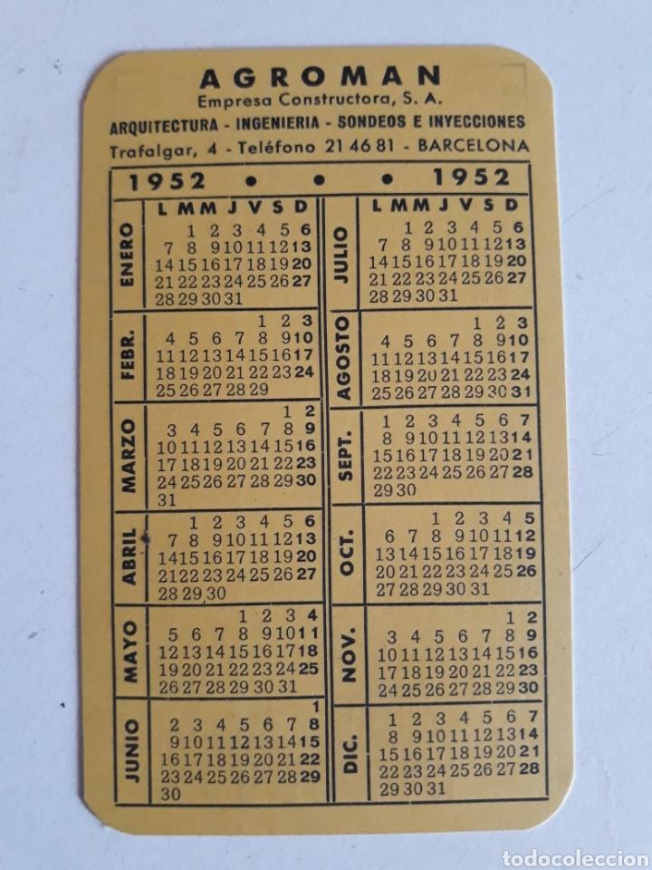 Calendario 1951.Calendario 1951 1952 Agroman Empresa Constructo Sold