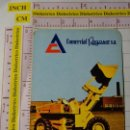 Coleccionismo Calendarios: CALENDARIO DE BOLSILLO. AÑO 1969. CAMIONES MAQUINARIA COMERCIAL PEGASO MÁLAGA. Lote 160752550
