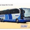 Coleccionismo Calendarios: CALENDARIO DE PUBLICIDAD 2004 ALSA. Lote 160767994