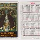 Coleccionismo Calendarios: CALENDARIO FOURNIER. CAJA DE AHORROS DEL CIRCULO CATÓLICO 1993. Lote 160901598