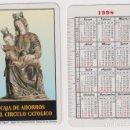 Coleccionismo Calendarios: CALENDARIO FOURNIER. CAJA DE AHORROS DEL CIRCULO CATÓLICO 1998. Lote 160901606