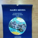 Coleccionismo Calendarios: CALENDARIO FORMATO GRANDE. MAJOR MODELS. MATCHBOX. 1986 MODELS OF YESTERDAY (42 X 30 CM). Lote 160948678