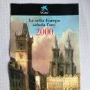 Coleccionismo Calendarios: CALENDARI ANY 2000. LA CAIXA. Lote 161260720