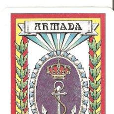 Coleccionismo Calendarios: CALENDARIO DE BOLSILLO MILITAR. ARMADA ESPAÑOLA. 1987.. Lote 161272110