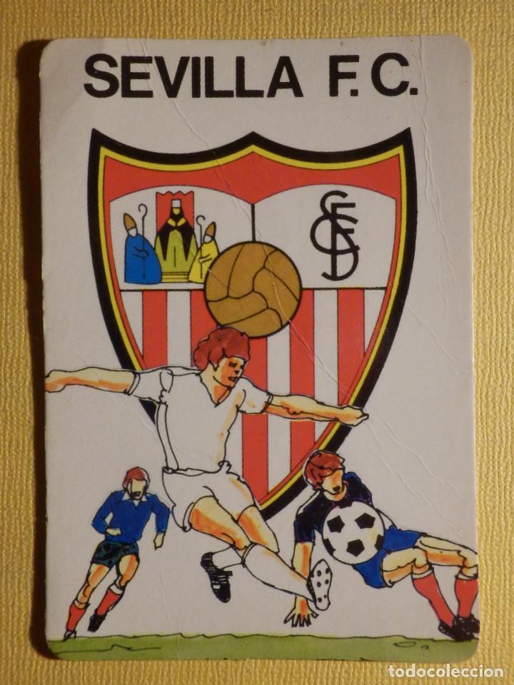 Futbol Calendario.Calendario Futbol Sevilla F C 1989 Burosan
