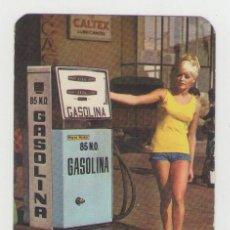 Coleccionismo Calendarios: NUMULITE P0086 CALENDARIO 1971 SNACK BAR MONT-ROC MONTAGUT CASTELLFULLIT DE LA ROCA GERONA GASOLINA. Lote 161429810