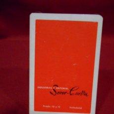 Coleccionismo Calendarios: CALENDARIO DE BOSILLO - SEVER CUESTA - AÑO 1966 -. Lote 161625430