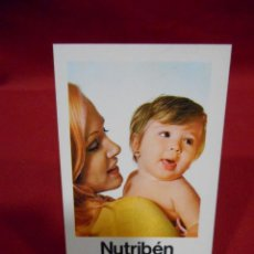 Coleccionismo Calendarios: CALENDARIO DE BOSILLO - NUTRIBEN- AÑO 1976 -. Lote 161629050