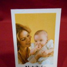 Coleccionismo Calendarios: CALENDARIO DE BOSILLO - NUTRIBEN- AÑO 1978 -. Lote 161629734