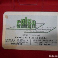 Coleccionismo Calendarios: CALENDARIO DE BOSILLO EN PAPEL - CRISA- AÑO 1965 -. Lote 161649806