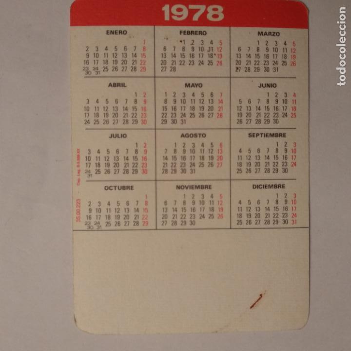 Calendario Enero 1978.Calendario Rosas Flores 1978