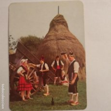 Coleccionismo Calendarios: CALENDARIO 1979 ASTURIAS ASTURIANOS SIDRA PUBLICIDAD LA CORUÑA. Lote 161674362