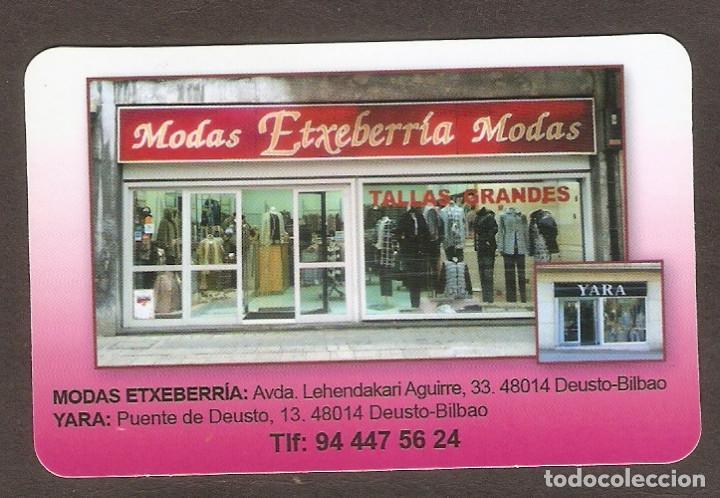 Calendario Deusto.Calendario De Bolsillo Publicitario Ano 2016 Moda Modas Etxeberria Deusto Bilbao