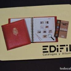 Coleccionismo Calendarios: CALENDARIO BOLSILLO - FILATELIA NUMISMATICA - EDIFIL - AÑO 1982. Lote 162011594
