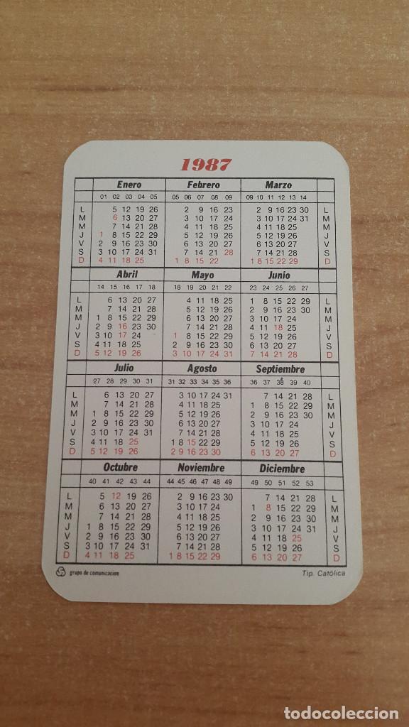 Coleccionismo Calendarios: calendario no fournier - monte de piedad y caja de ahorros de cordoba (cajasur) año 1987 - nuevo - Foto 2 - 162343770