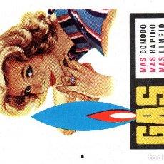 Coleccionismo Calendarios: CALENDARIO FOURNIER 1959 GAS. Lote 162468594