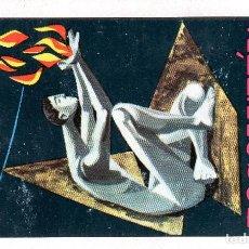 Coleccionismo Calendarios: CALENDARIO FOURNIER 1959 FOSGLUTEN. Lote 162470014