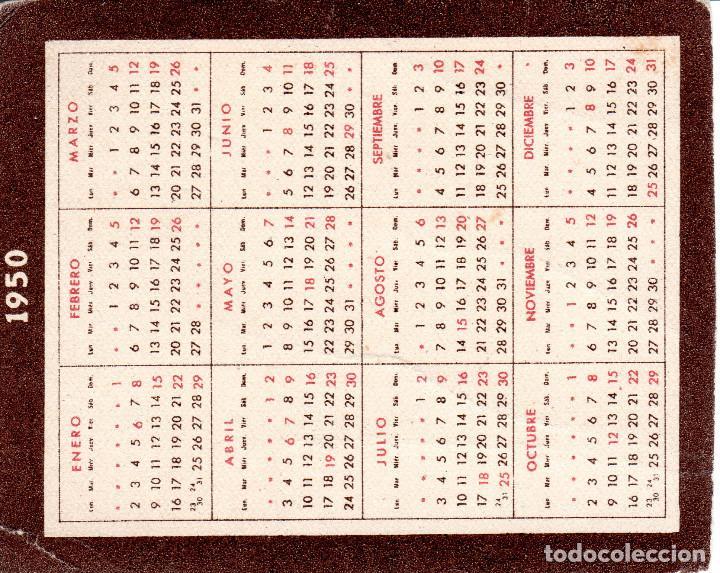 Calendario 1950.Calendario 1950 Tintas Ebro