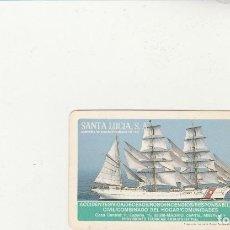 Coleccionismo Calendarios: CALENDARIO SEGUROS SANTALUCIA 1985. Lote 162475798