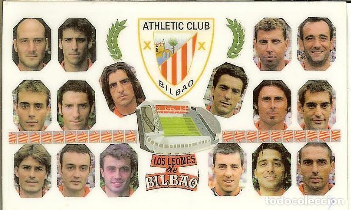 Athletic Club Bilbao Calendario.Calendario De Bolsillo Plastificado Futbol 20 Sold