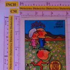 Coleccionismo Calendarios: CALENDARIO DE BOLSILLO FOURNIER. BANCOS CAJAS DE AHORRO. AÑO 1984. CAJA RONDA. . Lote 163626486