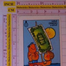 Coleccionismo Calendarios: CALENDARIO DE BOLSILLO FOURNIER. BANCOS CAJAS DE AHORRO. AÑO 1984. CAJA RONDA. . Lote 163626662