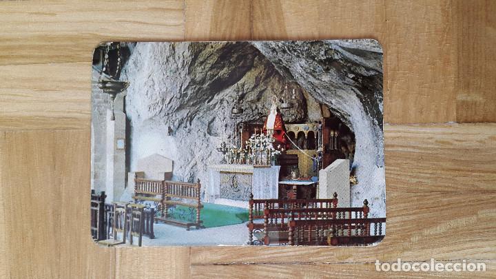 CALENDARIO EDICIONES ALARDE (OVIEDO) - (BANCO IBERICO) - COVADONGA AÑO 1970 - VER FOTO ADICIONAL (Coleccionismo - Calendarios)