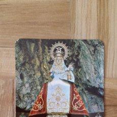 Coleccionismo Calendarios: CALENDARIO EDICIONES ALARDE (OVIEDO) - VIRGEN DE COVADONGA AÑO 1970 - VER FOTO ADICIONAL. Lote 163995954