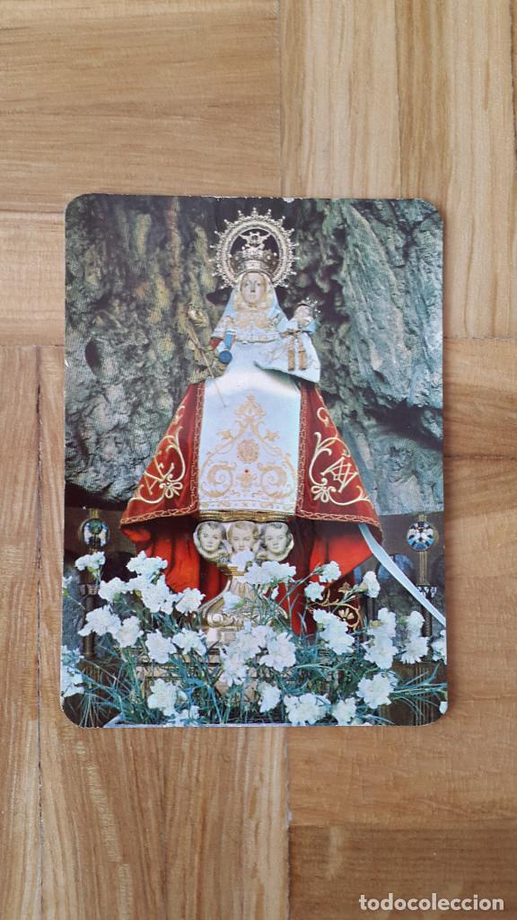 CALENDARIO EDICIONES ALARDE (OVIEDO) - VIRGEN DE COVADONGA AÑO 1970 - VER FOTO ADICIONAL (Coleccionismo - Calendarios)