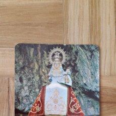 Coleccionismo Calendarios: CALENDARIO EDICIONES ALARDE (OVIEDO) - VIRGEN DE COVADONGA AÑO 1970 - VER FOTO ADICIONAL. Lote 163996302