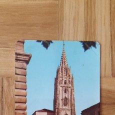 Coleccionismo Calendarios: CALENDARIO EDICIONES ALARDE (OVIEDO) - CATEDRAL DE OVIEDO AÑO 1970 - VER FOTO ADICIONAL. Lote 163996646