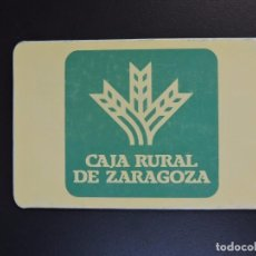 Collectionnisme Calendriers: CALENDARIO BOLSILLO - CAJA RURAL DE ZARAGOZA - AÑO 1997. Lote 164692258
