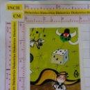 Coleccionismo Calendarios: CALENDARIO DE BOLSILLO FOURNIER. AÑO 1990. CAJA DE MADRID. OJO¡¡¡ VERSIÓN MESES EN CATALÁN. CATALUÑA. Lote 164978602