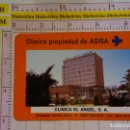 Coleccionismo Calendarios: CALENDARIO DE BOLSILLO FOURNIER. AÑO 1992. HOSPITALES CLÍNICAS ASISA. CLÍNICA EL ÁNGEL. MÁLAGA. Lote 164978874
