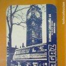 Coleccionismo Calendarios: MAGAZ IDIOMAS 1976 CALENDARIO BOLSILLO LEER SOBADO. Lote 165067402
