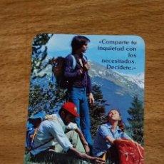 Coleccionismo Calendarios: CALENDARIO 1985. Lote 165206102