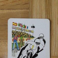 Coleccionismo Calendarios: CALENDARIO FOURNIER CAMISA POLARIS AÑO 1972 - NUEVO - VER FOTO ADICIONAL . Lote 165268126