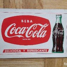 Coleccionismo Calendarios: CALENDARIO FOURNIER COCA COLA AÑO 1960 - VER FOTO ADICIONAL . Lote 165409658