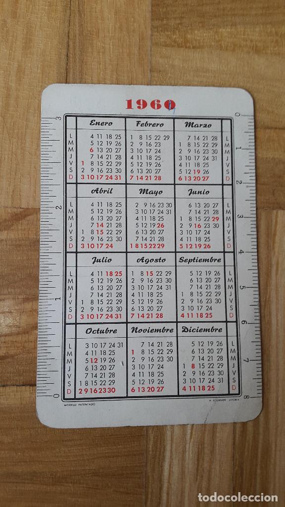 Coleccionismo Calendarios: CALENDARIO FOURNIER COCA COLA AÑO 1960 - VER FOTO ADICIONAL - Foto 2 - 165409658