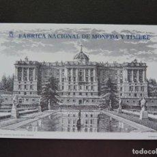 Coleccionismo Calendarios: CALENDARIOS BOLSILLO - FÁBRICA NACIONAL MONEDA Y TIMBRE - FNMT - LABORAL - AÑO 1998. Lote 180882691