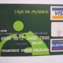 Coleccionismo Calendarios: CALENDARIO CAJA DE MADRID 1998 FOURNIER. Lote 165693058